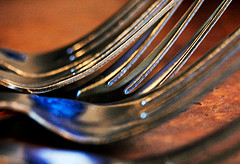 Picture of Forks, courtesy of Mike (Inbet_1979), Flickr CC, click image to see original